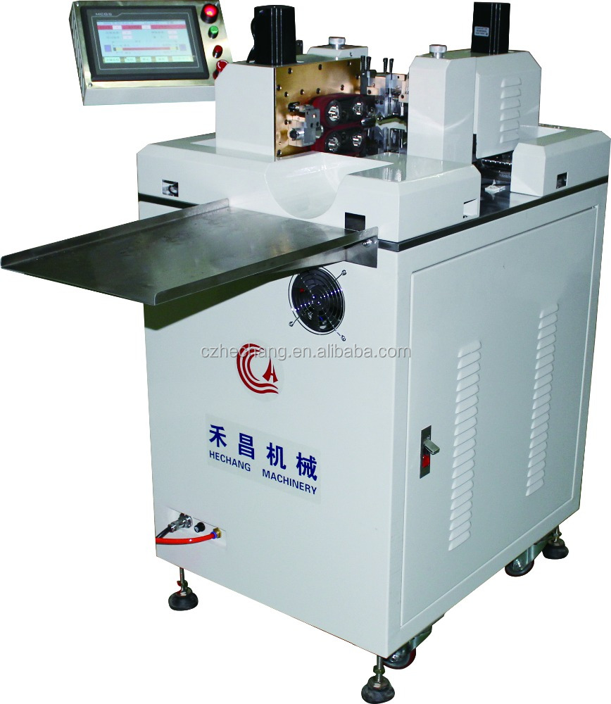 power cable stripper , cable stripping machine