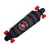 BACKFIRE8 ply full Canadian maple 4 wheel longboard eletric skateboard