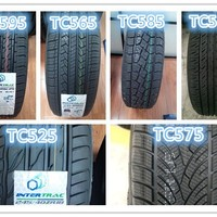 Intertrac Car Tire Factory Cheap Car