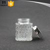 Clear 200ml Glass Cosmetic Jar Wholesale