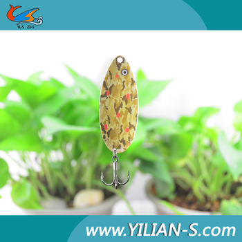 Spoon fishing lures chinese fishing tackle