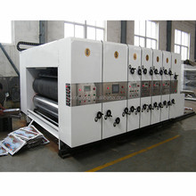 GYK Automatic High Speed Corrugated Carton Printing Slotting (Die-cutting) Machine