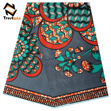 trustwin wholesale batik fabric wholesale indonesian african java wax print fabric textile for party