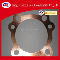 Copper Material Gasket for Spare Parts Toyota