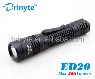 Wholesales Portable Cree Small Flashlight Mini Torchlight