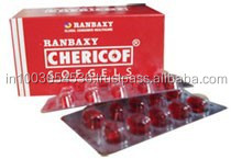 Ranbaxy Chericof Softgels - 50 softgels