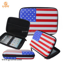 Factory supplier cuostm flag EVA tablet case