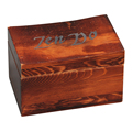 Caoxian promotional gift wedding wooden box souvenirs