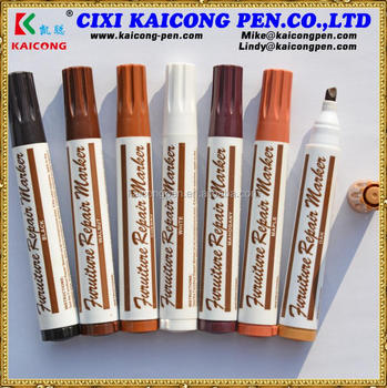 WOOD Furniture Touch-up Repared markers 7PCS iPOSCA marker Decoink Permanent Furniture marker FM-828
