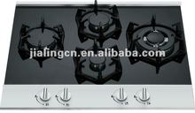 Cast iron panel support gas cooking burners JL-740E