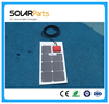 20W semi flexible solar panel China factory direct sale
