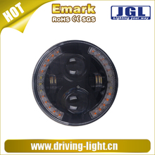 led driving light with multi-function led headlamp for automotives,jeep