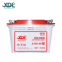 electric tricycle battery 12V 60AH power storage battery