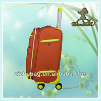 2014 well selling light fabric luggage