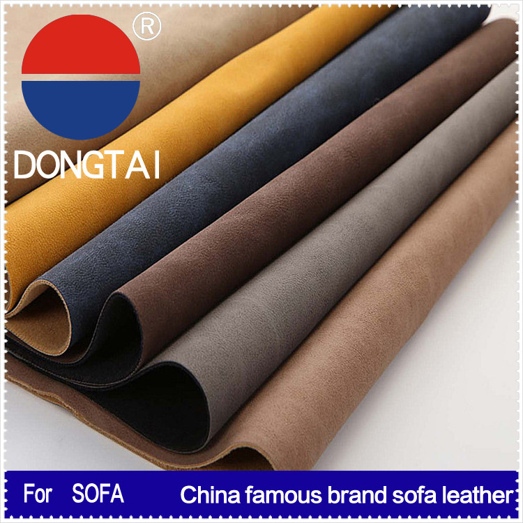DONGTAI ashley furniture leather made in china