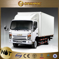 JAC light truck small cargo truck price / auto spare parts