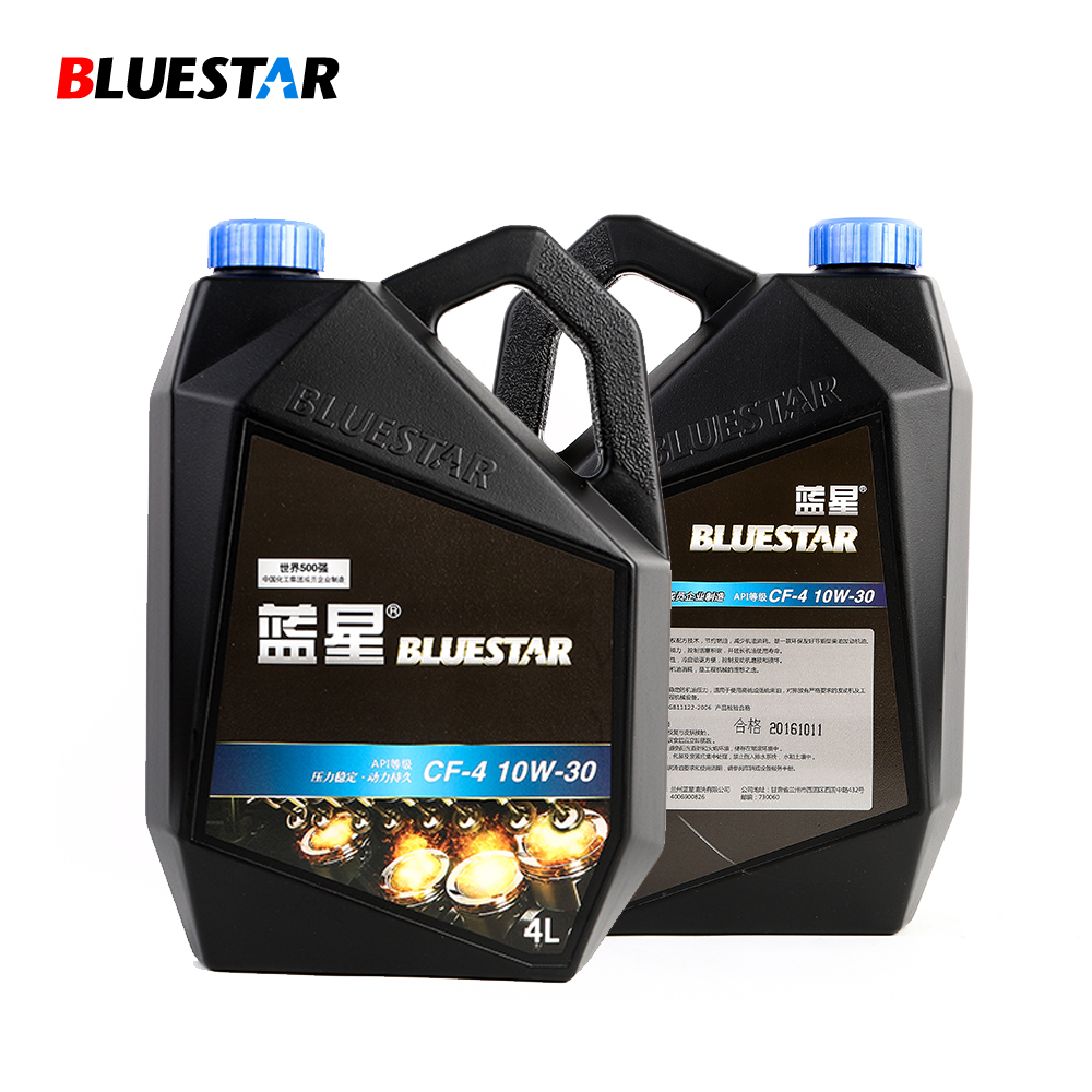 Lubricants Motor Synthetic Diesel Engine Oil Sale