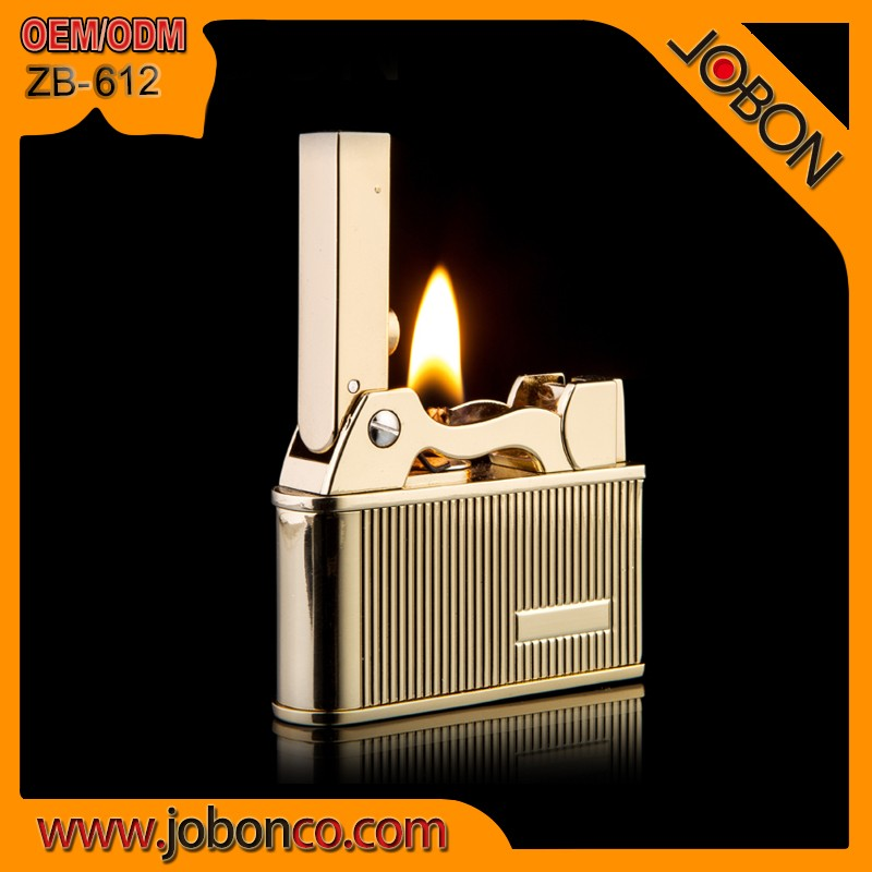 Jobon Retro Style Cigarette Oil Lighter Refill Vintage Oil Lighter Fluid