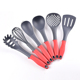 6 Piece best selling wholesale food grade nylon material cooking tools