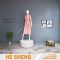 Mannequin platform .clothing store fixtures. country style HB02C04