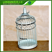 OEM and Custom-made Factory High-end Quality Pets Cages Iron Bird Cage Iron Basket