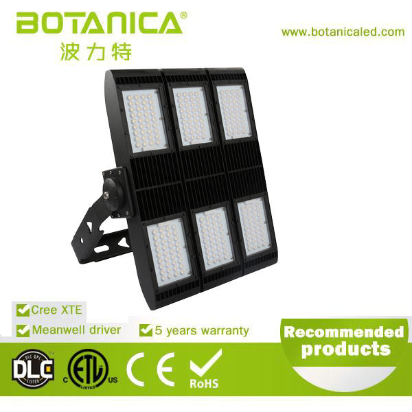 High Power 1000w 800w 600w 400w led floodlight ETL Listed Best Flood light High Mast 1000W Replacement 400W LED Floodlight