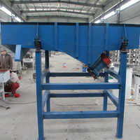 Energetic mineral screen vibration from China linear vibrating screen