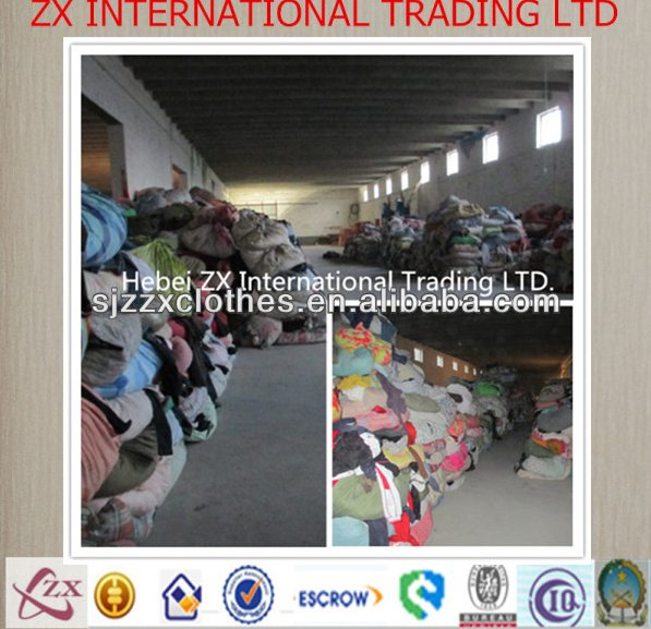 mixed and sorted used clothes korean used clothes