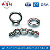 High quality Single row angular contact ball bearing 7311 for Metal packaging machinery
