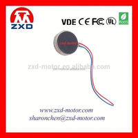 low voltage coin electrical vibration motor