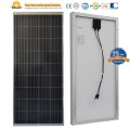 TUV Certificate Anti-PID 150W Solar Panel 25 years warranty