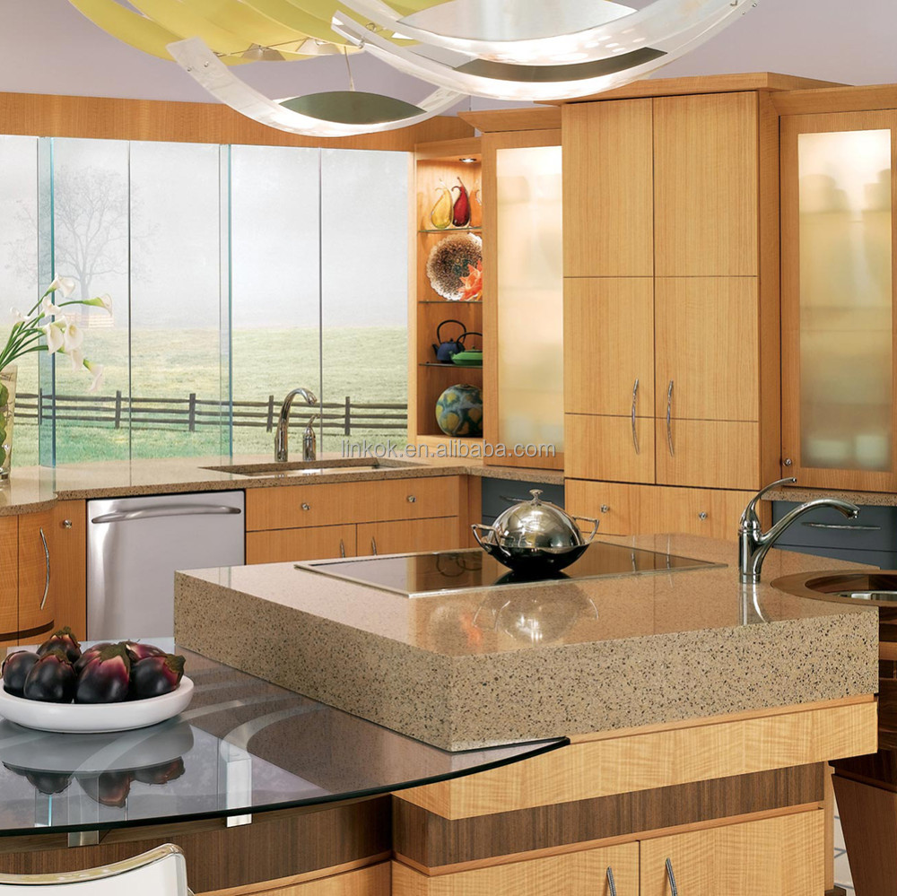 australia sell modern kitchen cabinets with 40mm