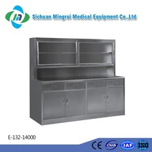 China factory price hospital equipment metal cabinet