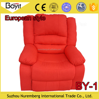 Mega March Souring single sofa,alibaba discount one seat recliner sofa