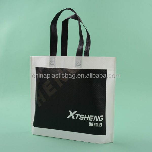 Guangdong Guangzhou Manufacturer wholesale low price Promotional tote bags non-woven bag