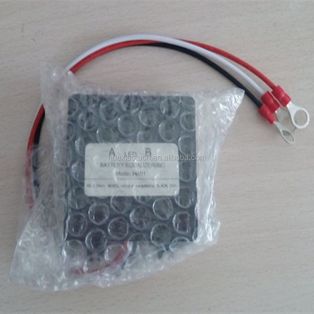 Waterproof Battery balancer equalizer for the lead acid battery n*12v