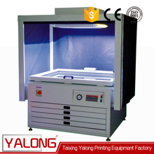 automatic screen exposure machine for printing