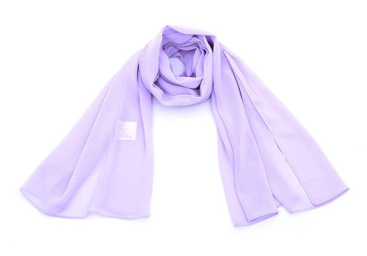 2016 New Arrival 70*180 Silk Fiber Colorful Women Scarf