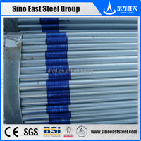 China supply hot dip galvanized pipe / gi tube /gi pipe manufacturer from China