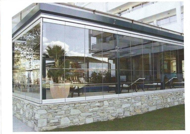 Texpan kit puertas plegables de vidrio puertas - Kit puertas plegables ...