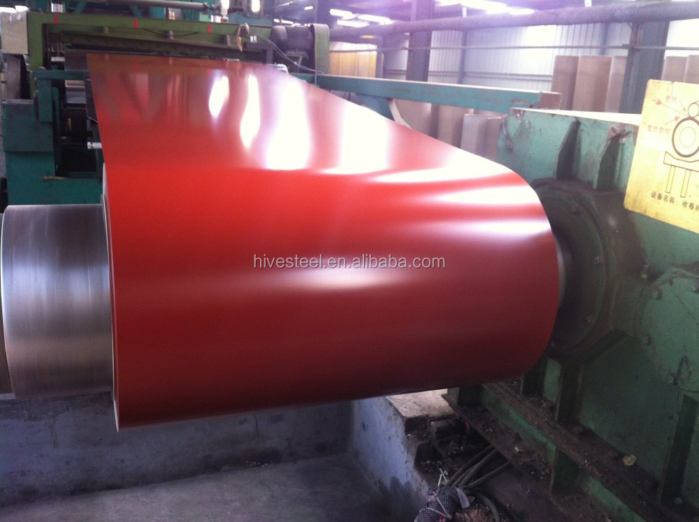 1070MM Width Prepainted Galvanized / PPGI Steel for Sandwich Panel