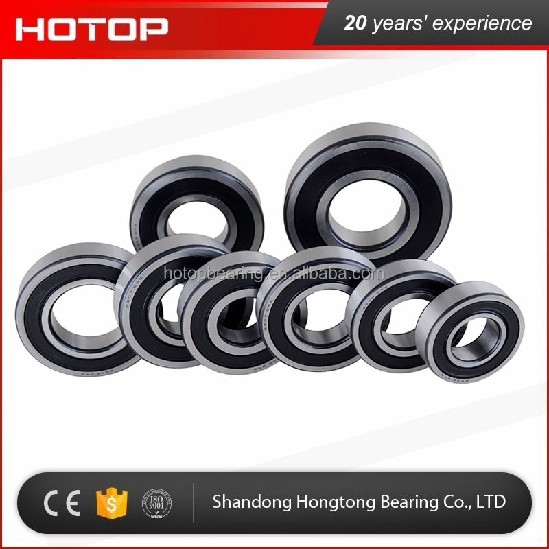 Deep groove ball bearing made in China 6001ZZ 6001-2RS bearing
