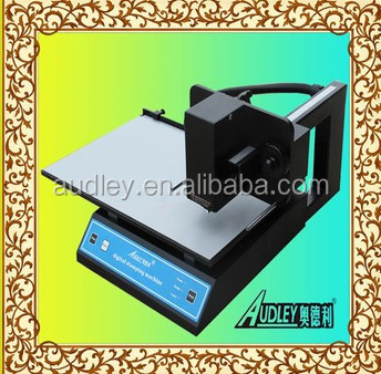 Audley Logo Printing Machine Mini Printer Digital Offset Printing Machine ADL-3050A