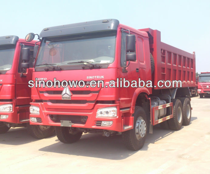 Brand New China SINOTRUCK Dump Truck 6x4 For Sale