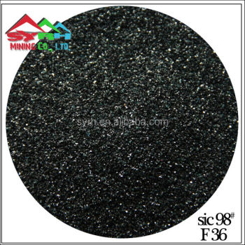 SIC 98% Black Silicon carbide