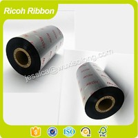 RICOH Barcode ribbon D110A/D110C resin transfer roll