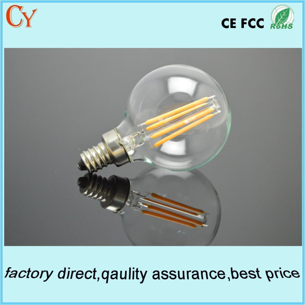 2015 new product on china marketing 220v edison led bulb 4w e27 led light bulb