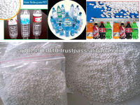 Virgin PET Resin For Water Drinking Bottles
