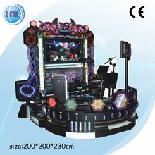 New style innovative music marbles electronic game machine