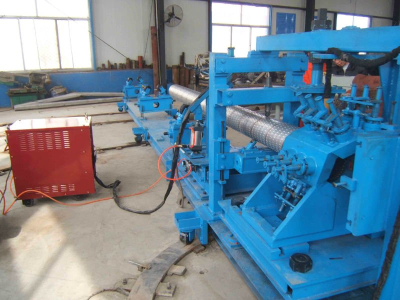 Spiral Welded Tube Manufacturing Line